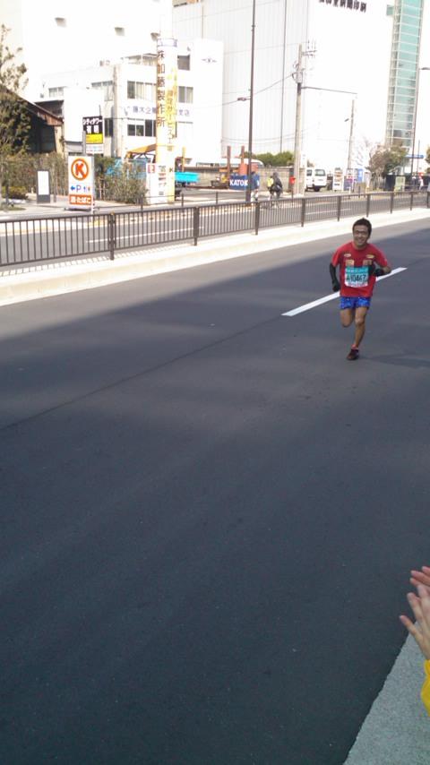 東京マラソン2011-救護トレーナー活動記