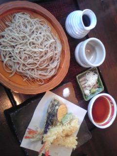 秋の味覚☆秋蕎麦