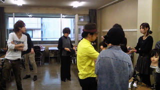 カットスクール〜韓国居酒屋